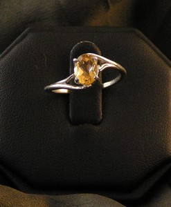 8x6mm Oval Ring